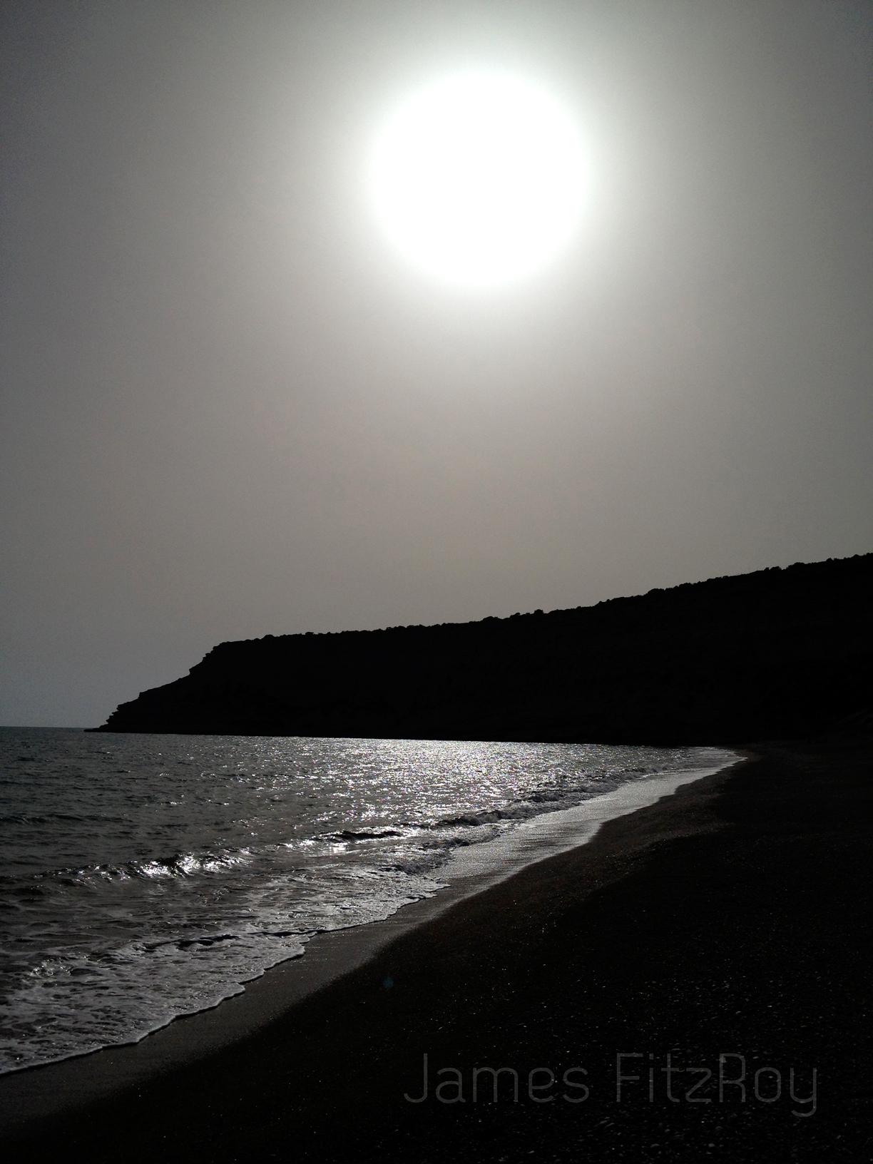 Beach-Sunset-water